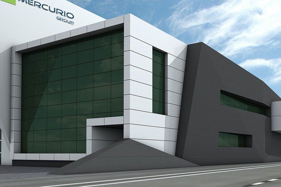 Astilleros Mercurio fachada