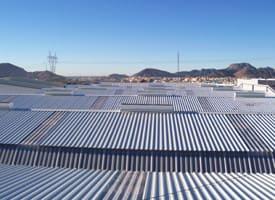 Cubiertas metálicas Murcia