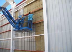 Rehabilitación fachadas Murcia