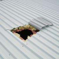 Reparación de robos y desperfectos ocasionados por aire o tormentas