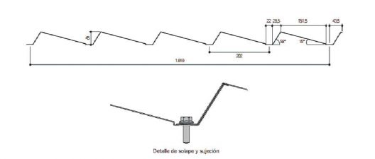 Chapa metálica en Murcia