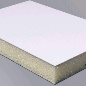 Panel sándwich de aluminio