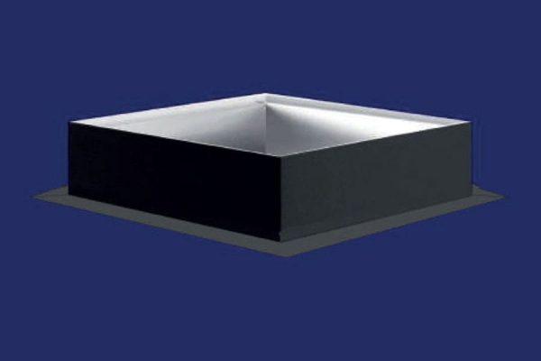 Base zócalo acero galvanizado
